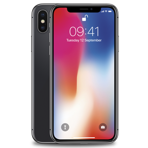 Bestel de Apple iPhone X