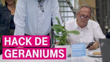 T-Mobile Future Lab: Hack De Geraniums