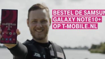 Dit is de nieuwe Samsung Galaxy Note 10